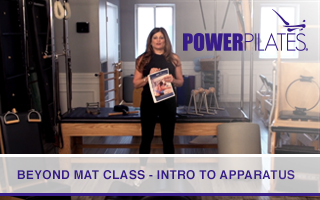 Beyond Mat Class: Intro To Apparatus