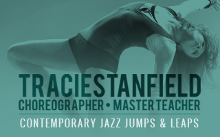 Contemporary Jazz Jumps and Leaps