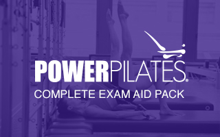 Power Pilates Complete Exam Aid Pack