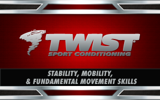 Twist Foundation: Stability, Mobility, & Fundamental Movement Skills